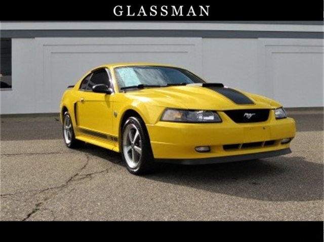 Pre-Owned 2004 Ford Mustang Mach 1