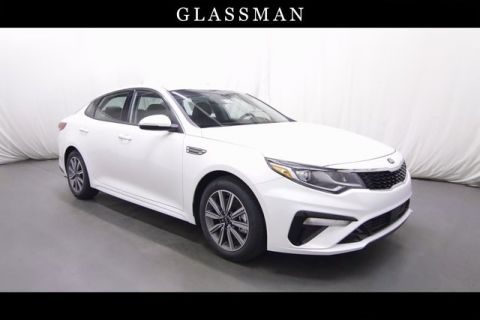 New 2019 Kia Optima EX