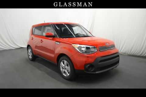 New 2019 Kia Soul Base